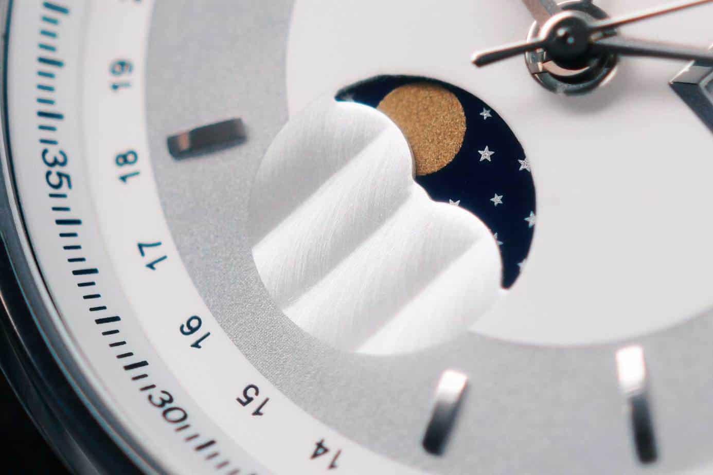 moon phase watch complication horloge complicaties functies