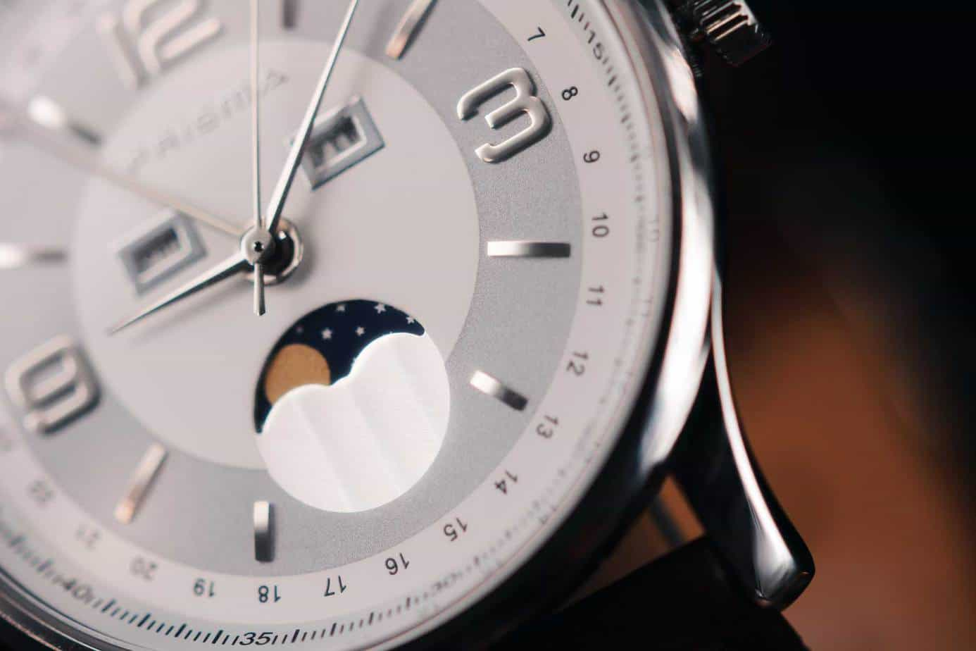 watch complications horloge complicaties functies moon phase