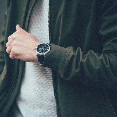 prisma refined bold men's watch stoer herenhorloge