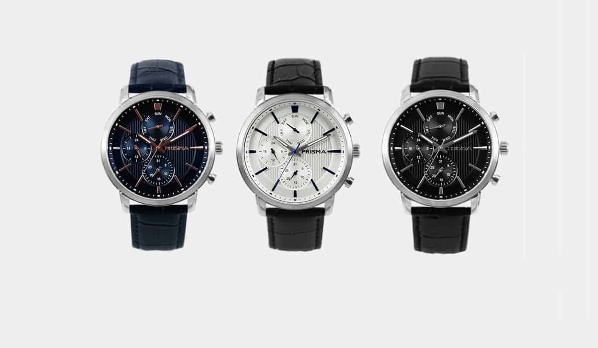 prisma watches horloges refined