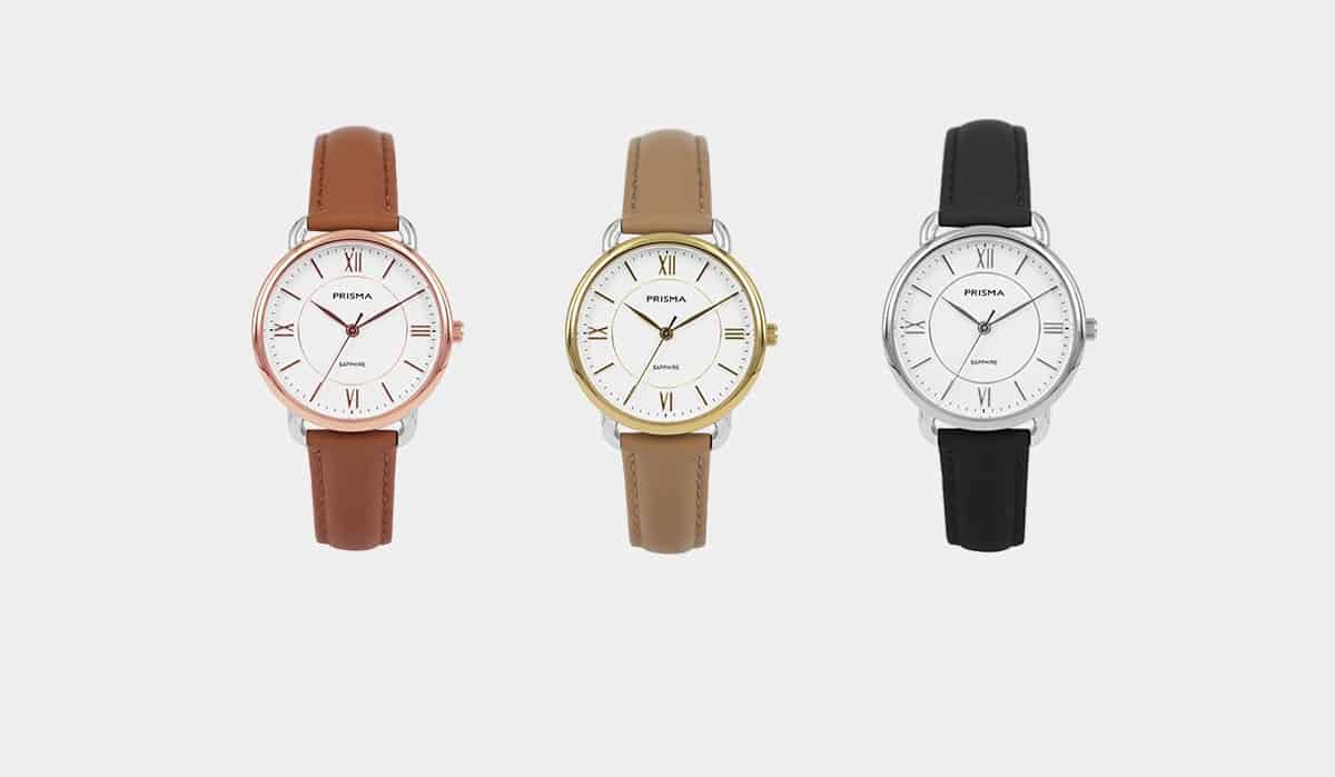 prisma watches horloges serenity collectie