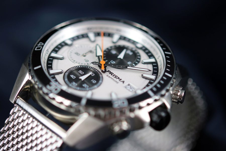 prisma watch horloge herenhorloge master P1325 zwart black