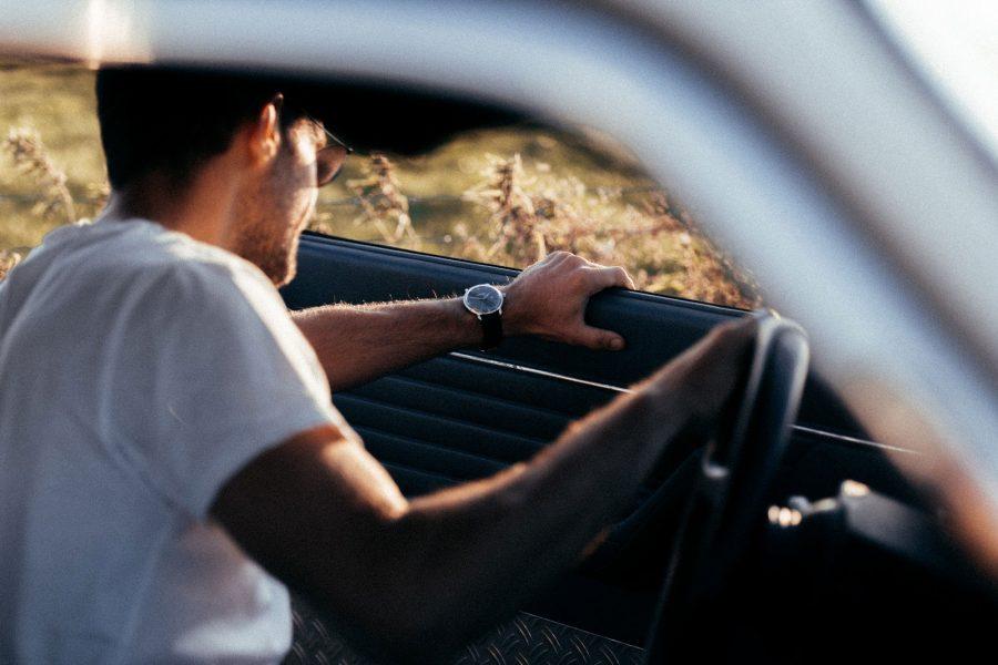 dome classic watch klassiek vintage retro herenhorloge cornfield chase prisma voor mannen