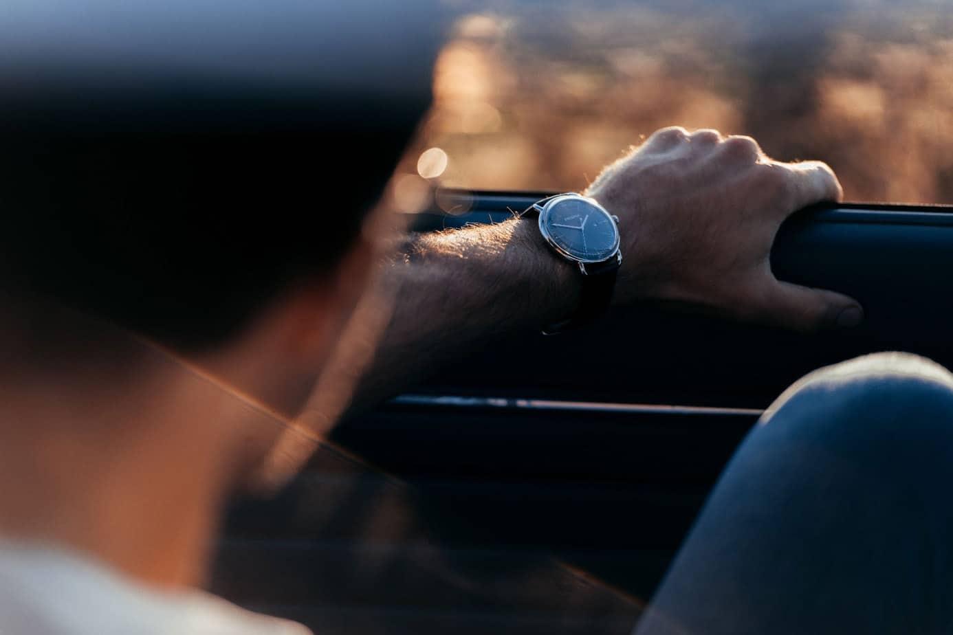 Cornfield chase prisma dome classic watch