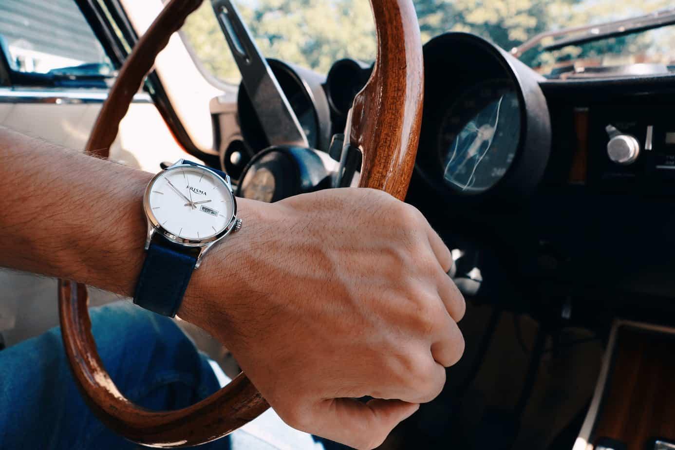 Prisma Horloge Vintage Collectie