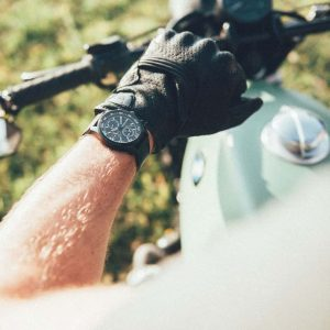 prisma aviator piloot horloge heren men pilot watch