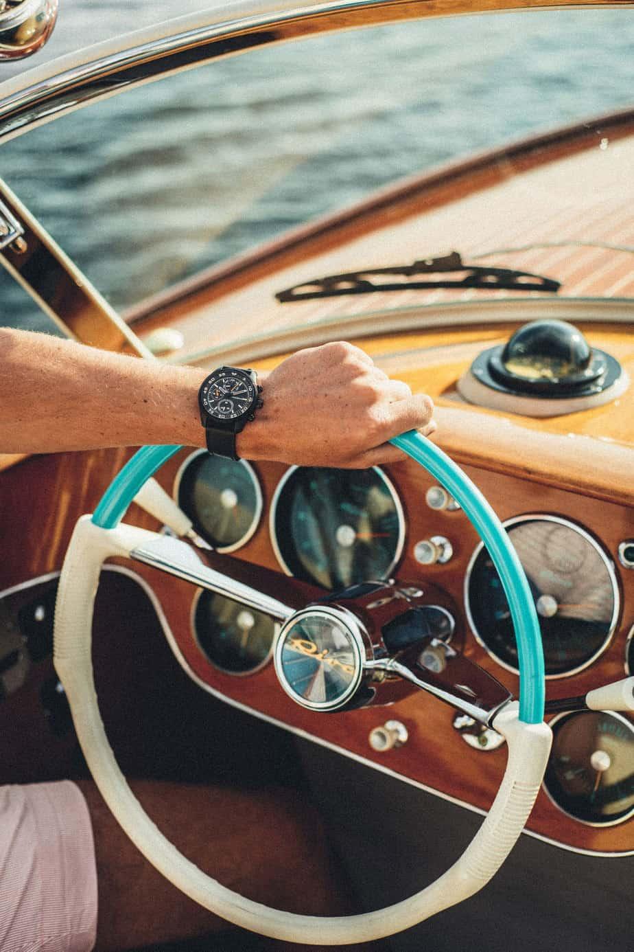 riva boat yacht prisma aviator water adventure