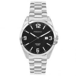 Prisma P1146 heren horloge edelstaal