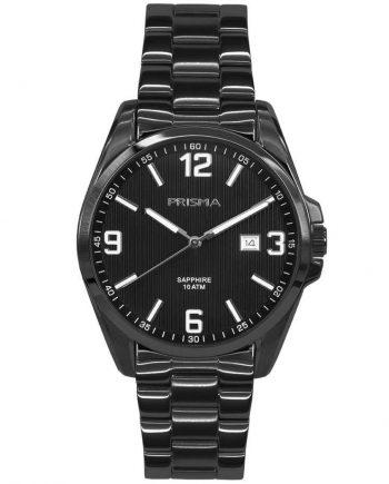 Prisma P1148 heren horloge edelstaal