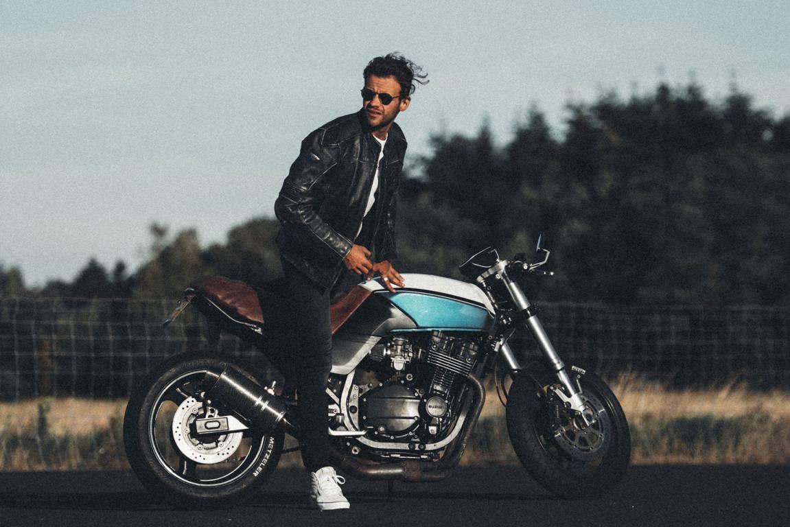 men bike motor
