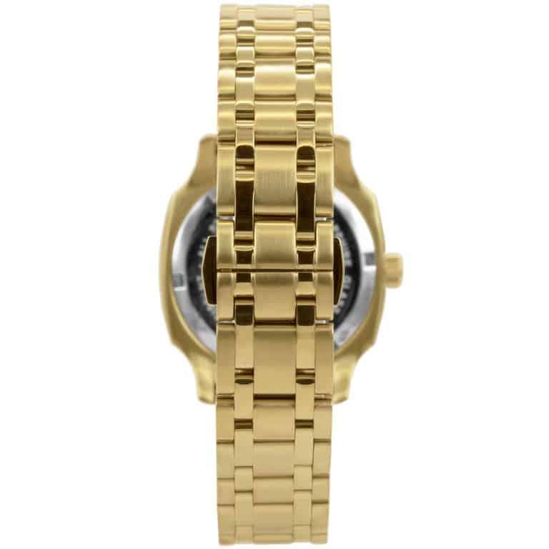 Prisma-P1137-dames-horloge-edelstaal-solid-goud-achterkant