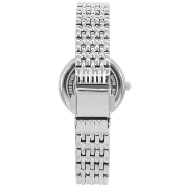 Prisma-P1990-dames-edelstaal-parelmoer-saffier-zilver-achterkant