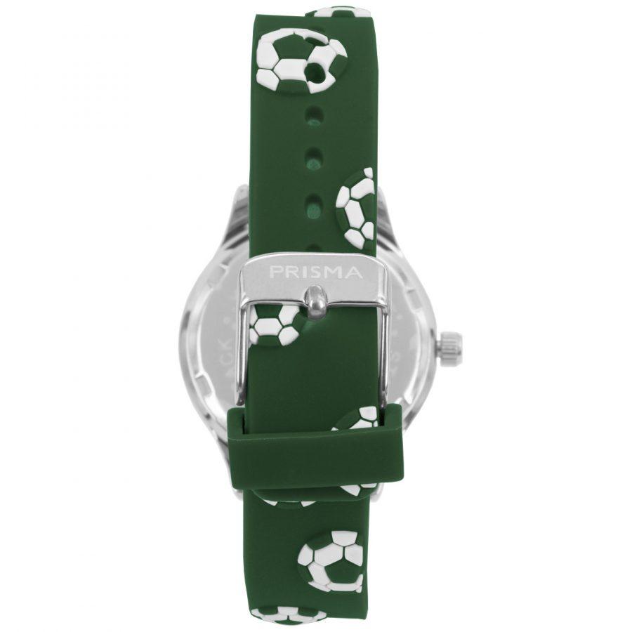 Prisma-CW352-kids-horloge-soccer-groen-voetbal-jongens-achterkant