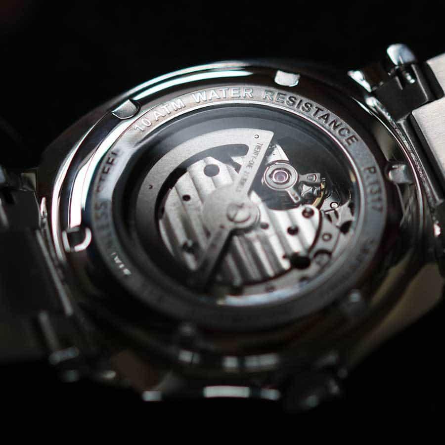 prisma talisman automaat mechanisch horloge