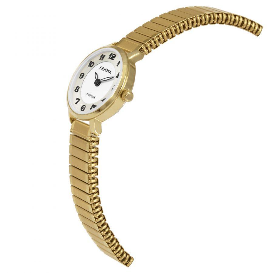 Prisma-1844-dames-horloge-rekband-goud-schuin