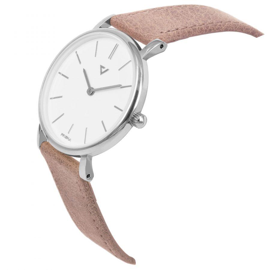 Prisma-P1860-753E-dames-horloge-edelstaal-zilver-schuin