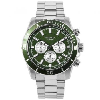 Prisma P.1881 Navigator Green Watch