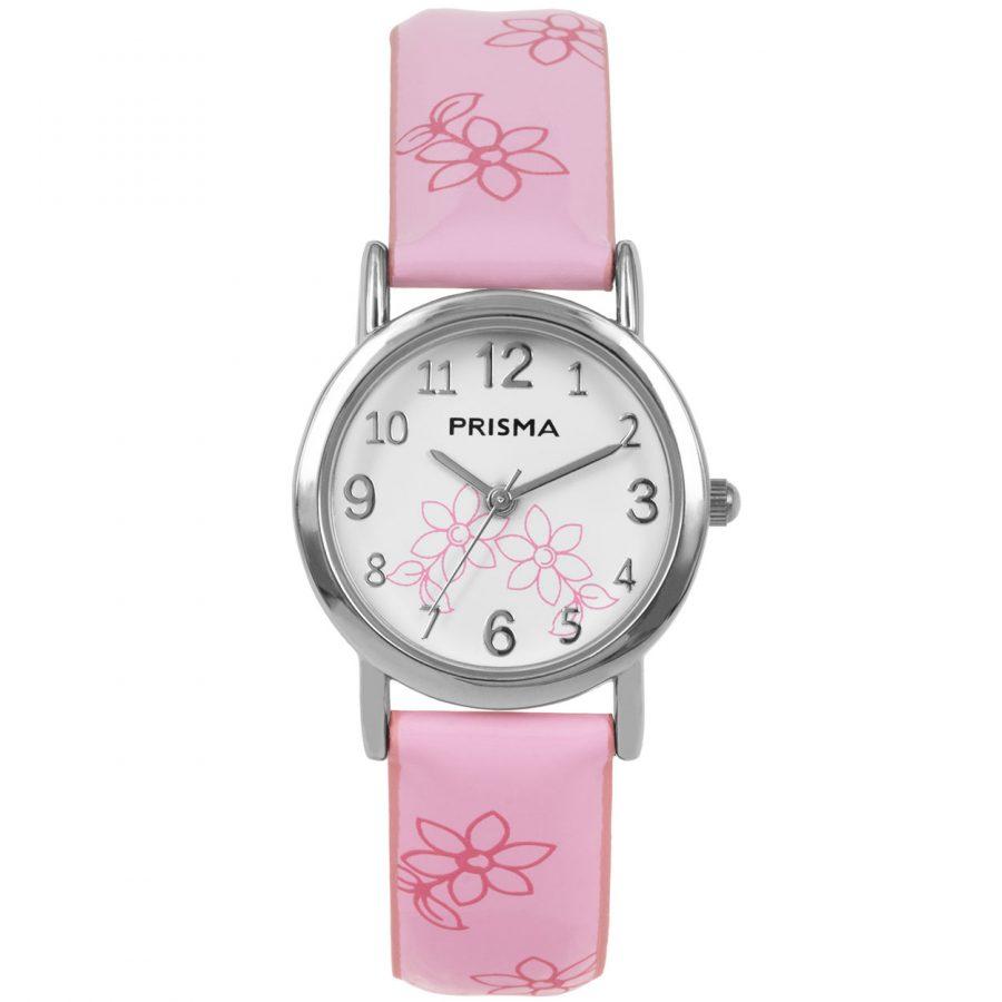 Prisma-CW360-kids-horloge-roze-lily