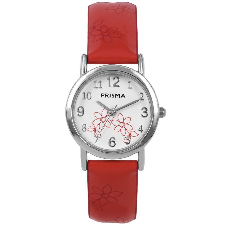 Prisma-CW362-kids-horloge-rood-lily