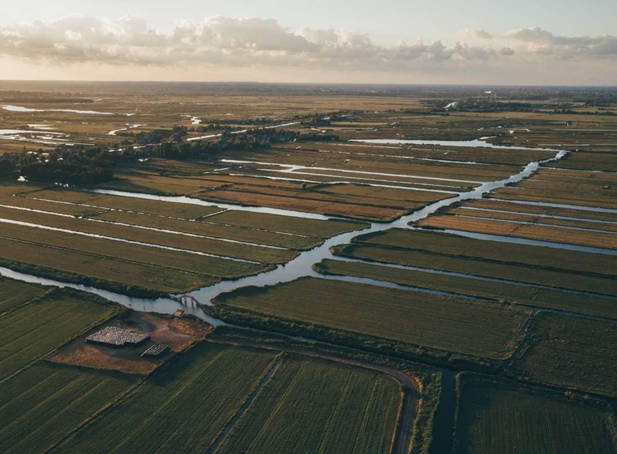 polder dutch history battle against water